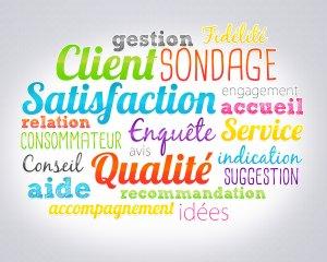 Satisfaction clients et enquêtes